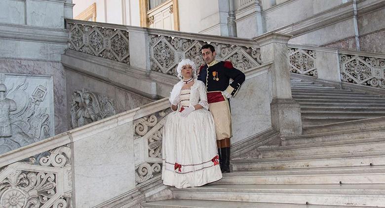 Gran Ballo di Corte per Carnevale 2016 a Napoli