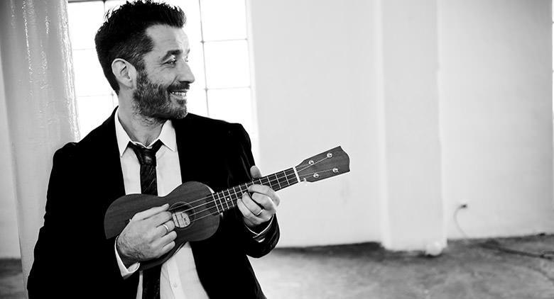 Daniele Silvestri in concerto al Teatro Augusteo di Napoli