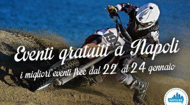 Eventi gratuiti a Napoli nel weekend dal 22 al 24 gennaio 2016