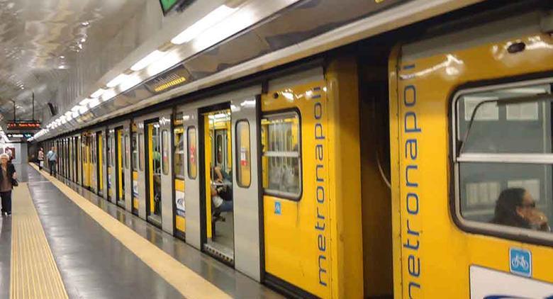 Lavori alla Stazione Tribunale della Metro Linea 1 di Napoli e dispositivo di traffico