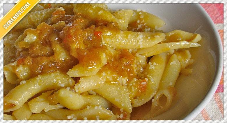Ricetta della pasta alla genovese