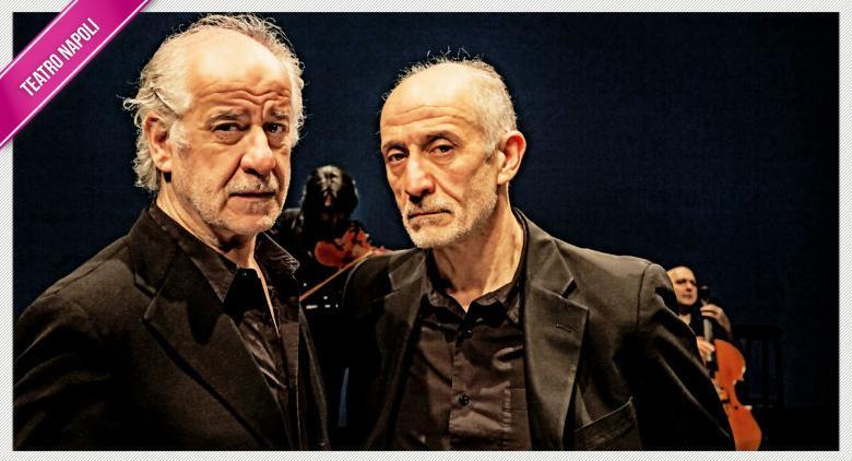 Toni e Peppe Servillo al Teatro Bellini di Napoli