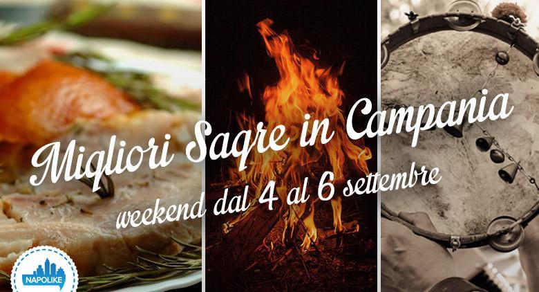 Le sagre in Campania nel weekend dal 15 al 17 gennaio 2016