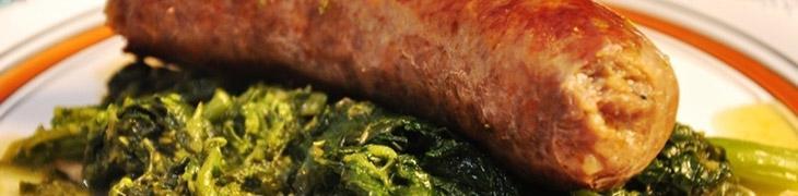 Sagra salsiccia e friarielli a Striano
