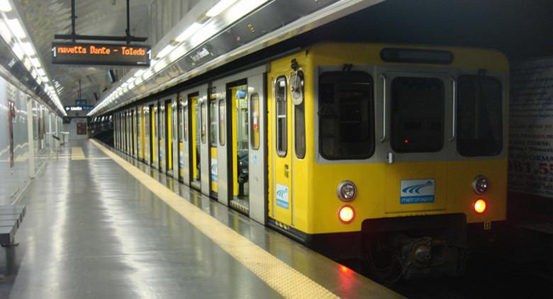 Sospensione Metro Linea 1 Napoli 26 febbraio 2016
