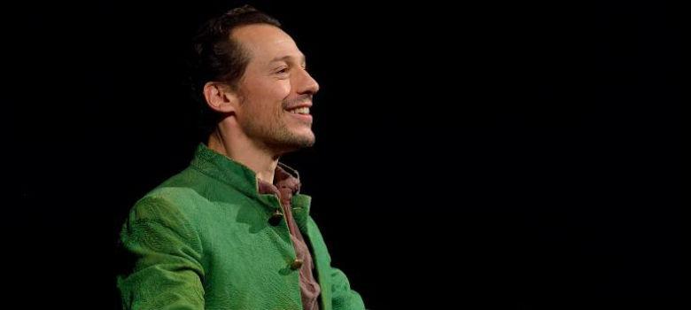 Stefano Accorsi al Teatro Diana in Decamerone