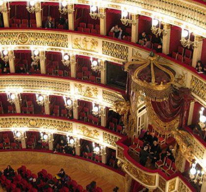 Carnevale 2017 al Teatro San Carlo di Napoli: Gran ballo di Cenerentola per i bambini