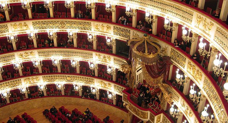 San Valentino 2016 al Teatro San Carlo di Napoli
