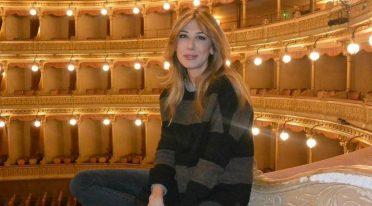 Virginia Raffaele al Teatro Cilea con