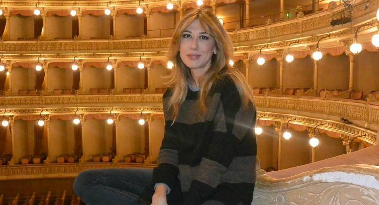 "Virginia Raffaele al Teatro Cilea con ""Performance"""