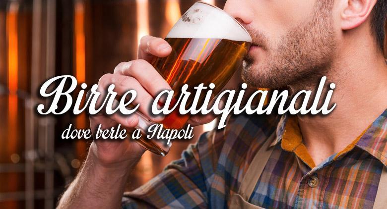 Birre artigianali a Napoli, i migliori locali