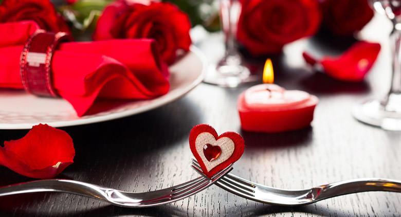 Cena da Grangusto per San Valentino 2016 a Napoli