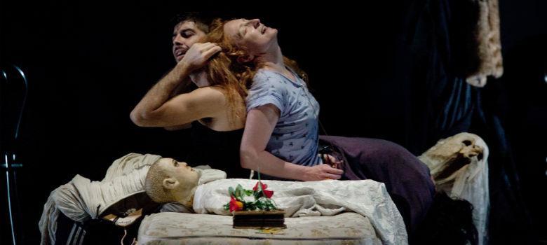 Euridice e Orfeo in scena al Teatro Mercadante