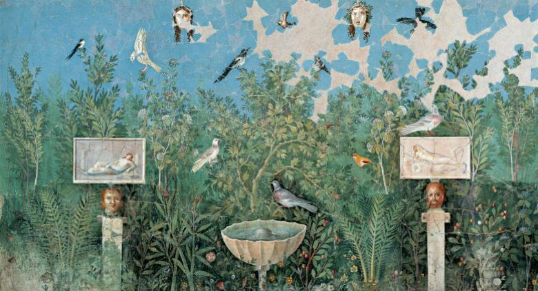 arte greca e romana al Museo Archeologico di Napoli