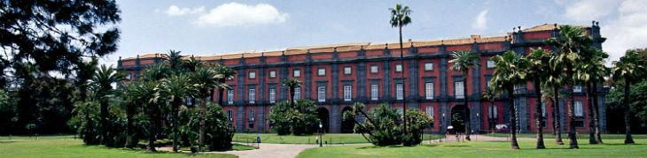 Esterno del Museo di Capodimonte