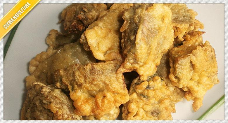 Ricetta dei carciofi indorati e fritti