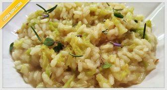 Ricetta di riso e verza