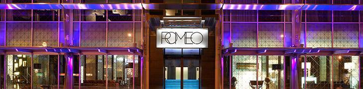 Romeo Hotel en Nápoles