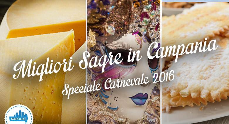 Sagre in Campania nel weekend di Carnevale 2016
