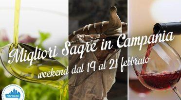 Sagre in Campania per il weekend dal 19 al 21 febbraio 2016