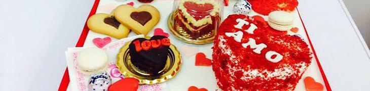 Colazione da Sugar Queen a Napoli per San Valentino 2016