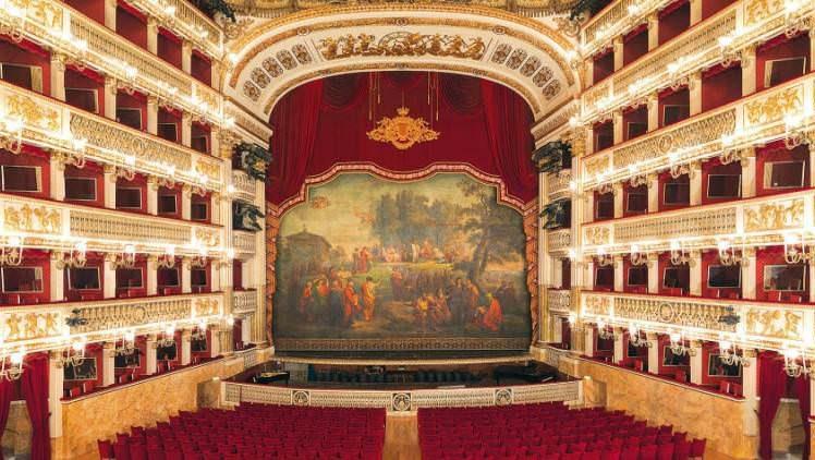 Giornata del Teatro a Napoli
