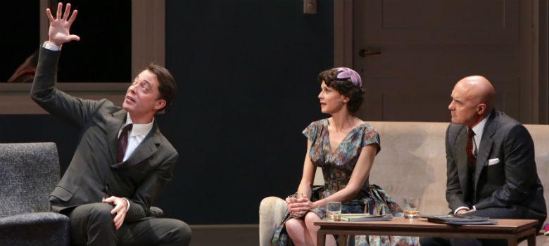 Luca Zingaretti al Teatro Bellini con The Pride