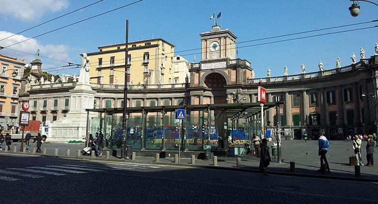 ZTL Centro Antico Naples with unified passages and new timetables