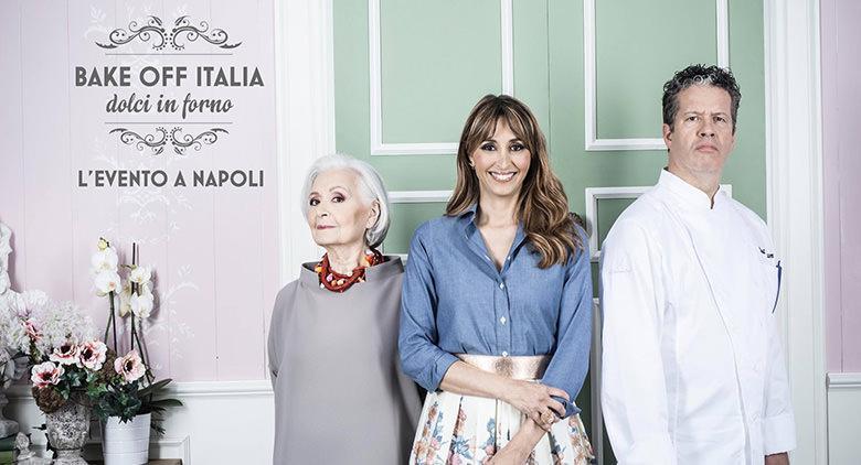 Bake Off Italia a Napoli per i casting