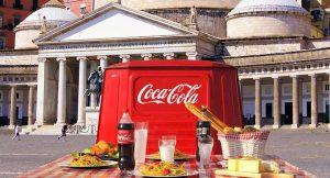Coca-Cola-Tour in Neapel