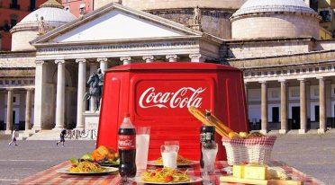 Coca Cola Tour à Naples