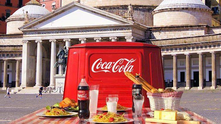 Coca Cola Tour a Napoli