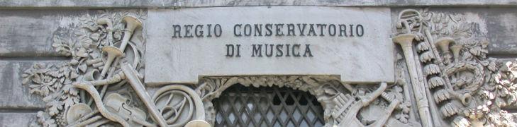 Conservatoire de San Pietro a Majella à Naples
