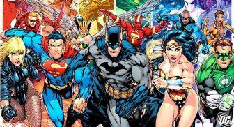 Grandiosa DC Comics in mostra alla Villa Pignatelli