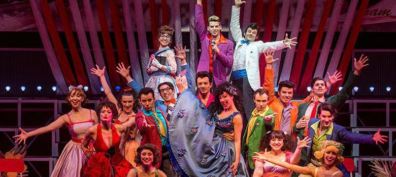 Grease al Teatro Palapartenope di Napoli