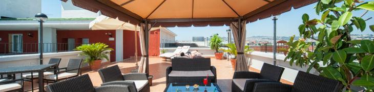 Hotel Tiempo Napoli 3 stelle