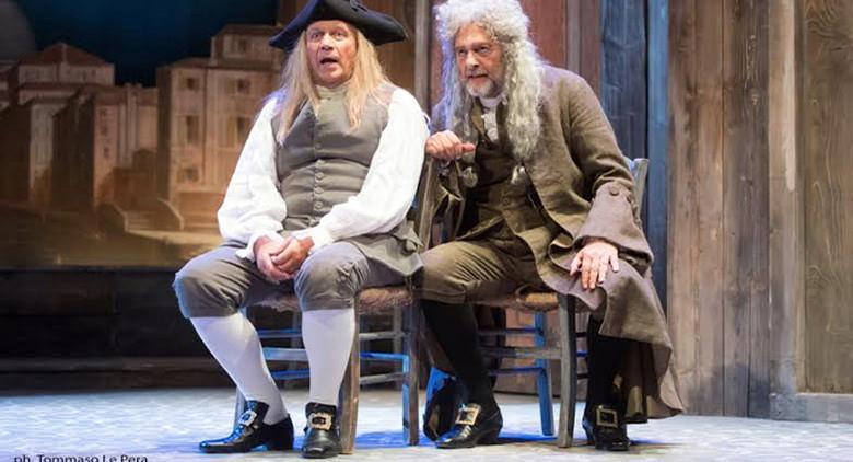 Il Bugiardo di Goldoni al Teatro Mercadante, una divertente commedia degli equivoci [Recensione]
