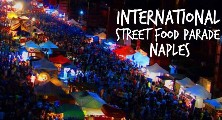 International Street Food Parade a Napoli