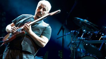 Concert for Pino Daniele at the Palapartenope