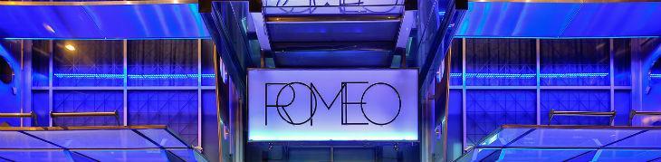 Facciata del Romeo Hotel a Napoli