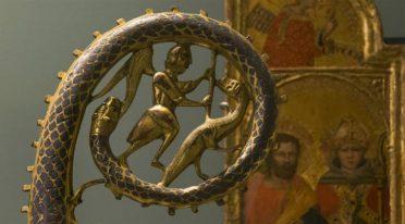 ciclo di incontri d'arte medievale al museo di capodimonte