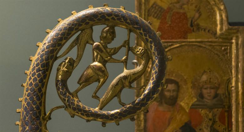 دورة من اجتماعات الفن في العصور الوسطى في متحف كابوديمونتي
