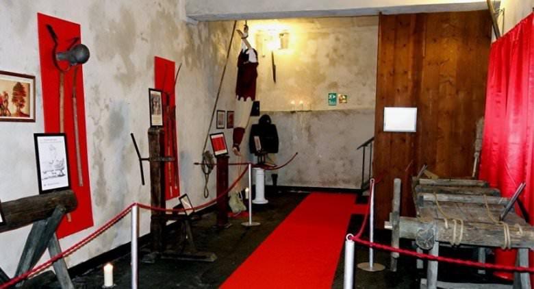 Museo delle Torture a Napoli