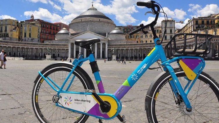 Bike Sharing a Napoli con nuove ciclostazioni