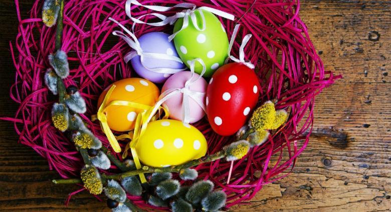 caccia alle uova di pasqua a città della scienza