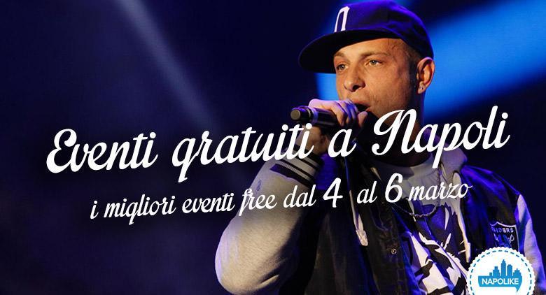 Eventi gratuiti a Napoli nel weekend dal 4 al 6 marzo 2016