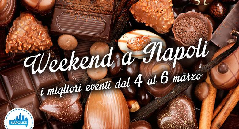 Eventi a Napoli nel weekend dal 4 al 6 marzo 2016