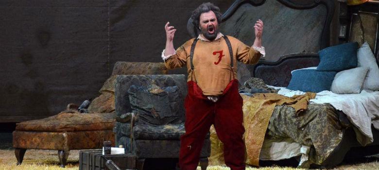 Falstaff in scena al Teatro San Carlo di Napoli