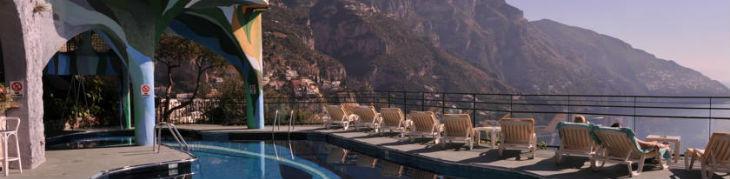 panoramica dell'hotel le agavi