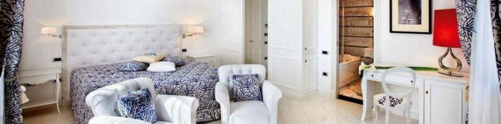 camera interna all'hotel la ciliegina lifestyle di napoli